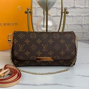 Louis Vuitton favorite monogram